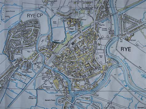 rye neighbourhood plan 187 maps of rye