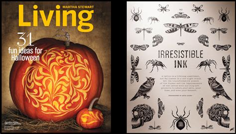 happy october temporary tattoo projects for halloween