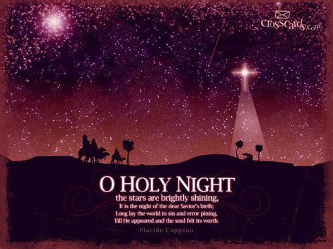google images religious christmas o holy night desktop wallpaper free seasons computer and