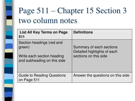chapter 15 section 3 ppt chapter 15 black southerners challenge white