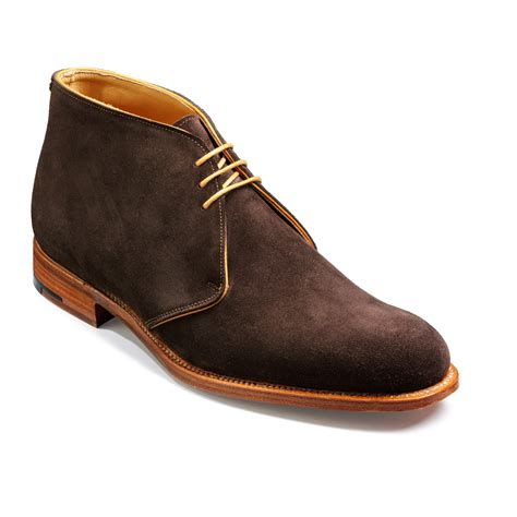 handmade brown color suede dress boot mens suede shoes