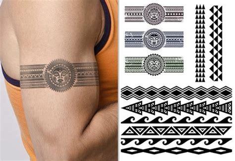armband tattoos for men