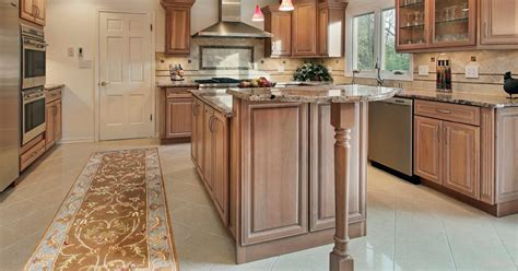 overstock appliances kitchen 5 tips for choosing the perfect kitchen rug overstock com