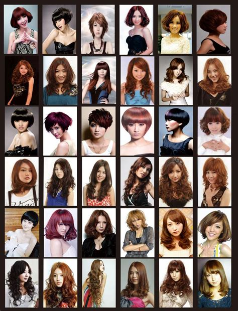 Hairstyle Posters by The Design Salon Hair Salon Barber Shop Poster