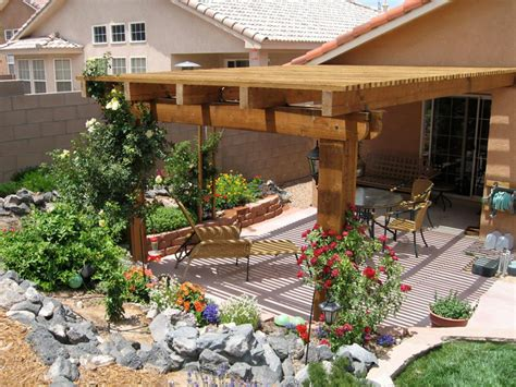Landscaping For A Small Backyard by Best Garden Furniture And Landscaping Ideas