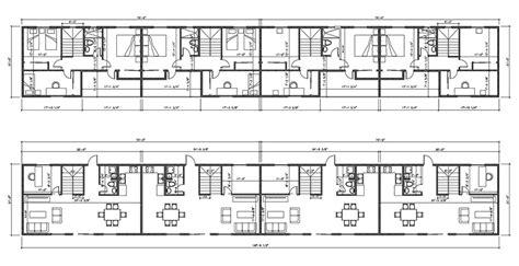 Cost To Build A 4 Plex Butternut 4 Plex Townhouse Innova Eco System