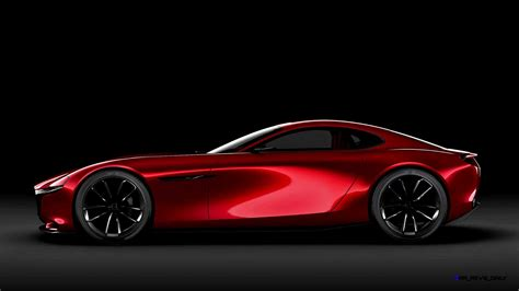 Mazda Rx Vision Concept Car by 2015 Mazda Rx Vision Concept Is All New Skyactiv R Gt