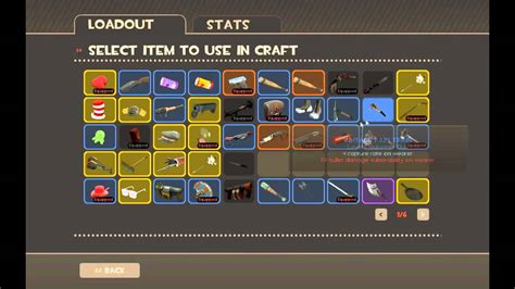 The Sharp Dresser by Team Fortress 2 Trying To Craft The Sharp Dresser