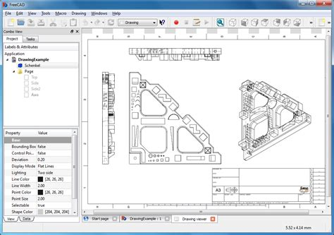 online 3d drawing tool freecad 0 17 13509 free download downloads freeware