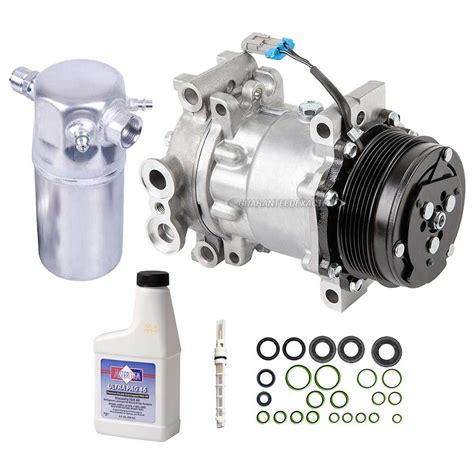 Chevy Air Conditioner Compressor High Limit Pressure by Chevrolet Blazer S 10 Ac Compressor And Components Kit Parts View Part Sale