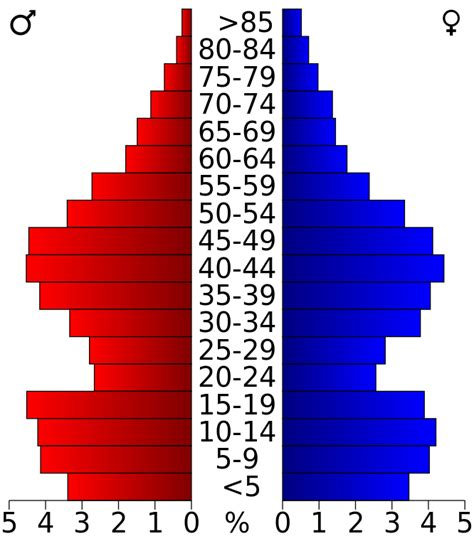Chambers County Records File Usa Chambers County Age Pyramid Svg Wikimedia Commons