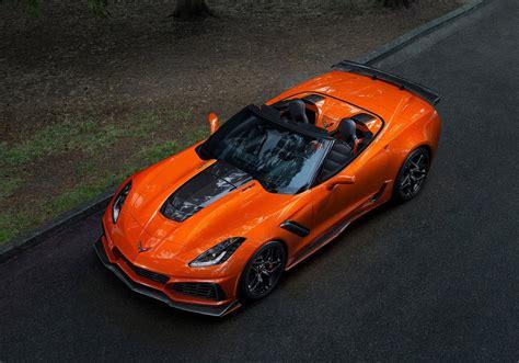 corvette zr1 price range new corvette zr1 convertible drops 755 horses like a beast