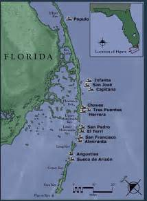 1733 galleon trail locations of the 1733