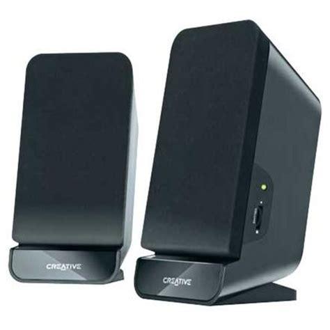 Speaker Aktif Creative Sbs A60 creative sbs a60 2 0 channel speaker system