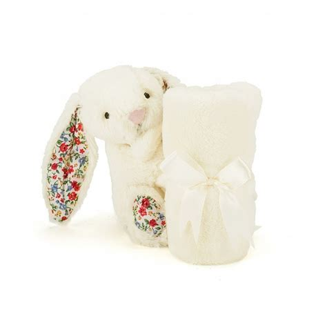 Jelly Bunny 33 jelly cat blossom bashful bunny soother