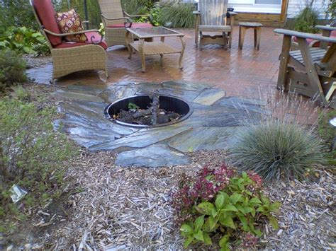 Fire Pits And Water Features Vinsetta Gardens Landscape Pits