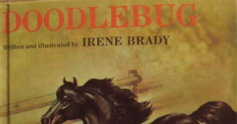 doodlebug irene brady the pony book chronicles doodlebug 1977