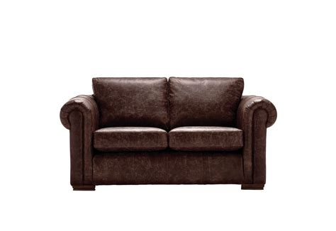 Aspen 2 Seater Leather Sofa Thomas Lloyd Aspen Leather Sofa