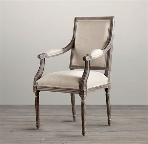 restoration hardware armchair vintage french square upholstered armchair i have these
