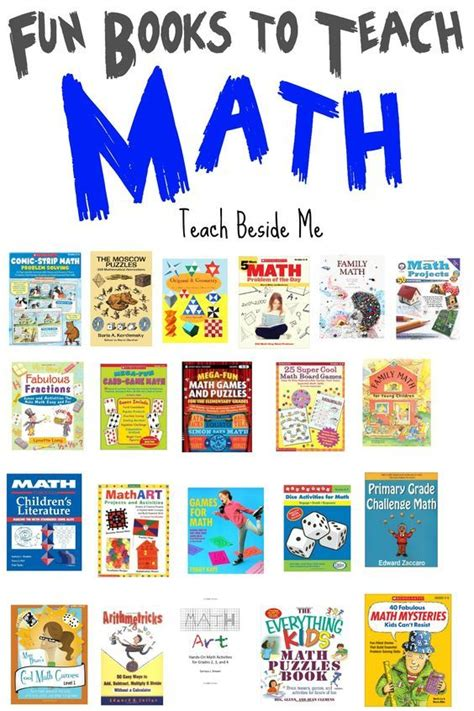 teaching math with picture books books to teach math for math books and kid