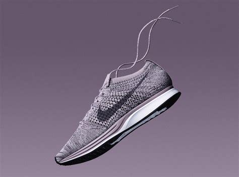 Sepatu Nike Flyknit Racer Macaroon Pack Blueberry Legion Blue nike flyknit racer macaroon pack release date sneaker