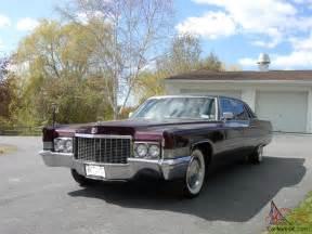 1970 Cadillac Fleetwood 1970 Cadillac Fleetwood