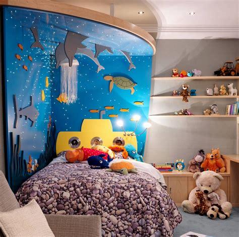 chambre enfant marin d 233 co chambre enfant 50 id 233 es cool pour enjoliver les murs