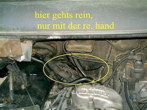 Feuchtigkeit Im Auto Skoda Fabia by Sevolenkung Hydrolikschlauch Wechsel