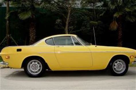 1972 volvo p1800 2 door sport coupe collectible