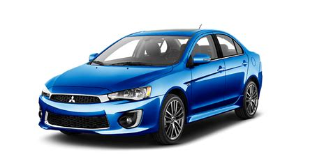 What Colors Does The 2017 Mitsubishi Lancer Exterior Come In