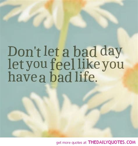 day quotes bad day quotes positive quotesgram