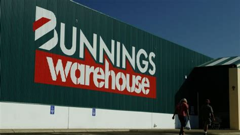 bunnings warehouse to open on former masters site near