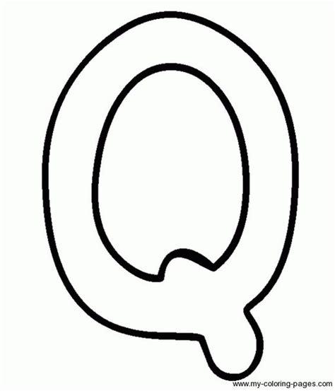 coloring capital letters q los cuentos y algo m 225 s