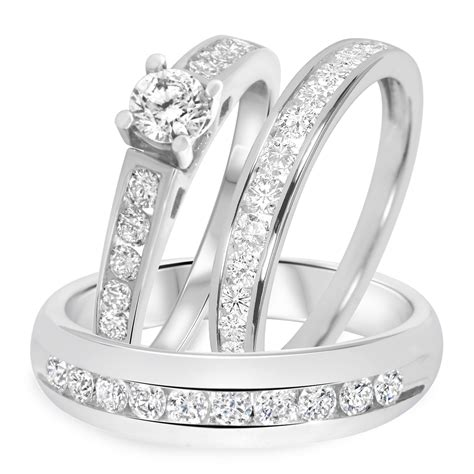 Wedding Ring Sets by Beautiful Wedding Ring Sets Weneedfun