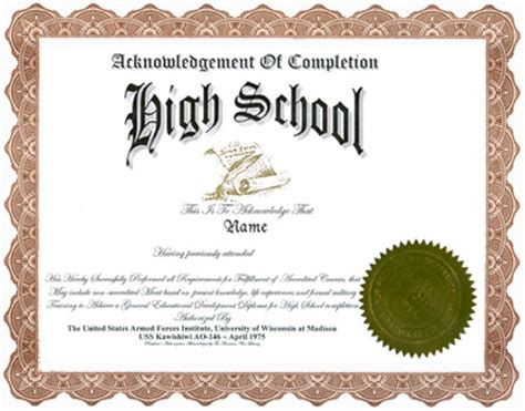 pin ged diploma copy on pinterest