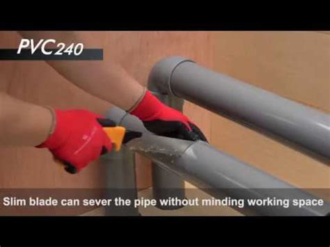 Gunting Pipa Pvc Pvc Cutter Lippro Japan japanese pipe saw how to cut pvc pipes with pvc 240