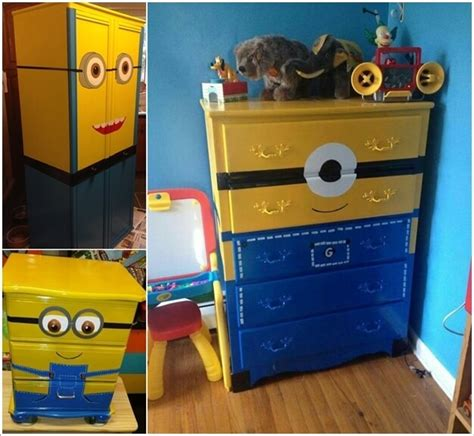 Minion Furniture by 10 And Cool Minions Room Ideas