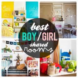 shared boy and girl room ideas