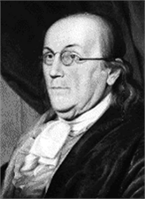 biography of benjamin franklin short a short biography