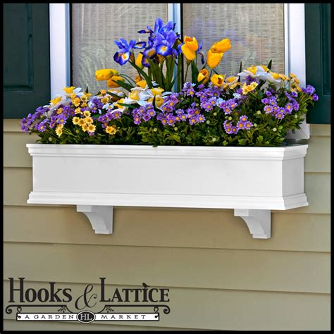 window boxes composite window boxes pvc window boxes premier