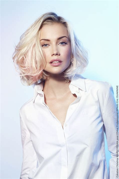 short hair blowouts short hair blowout hair style and color for woman