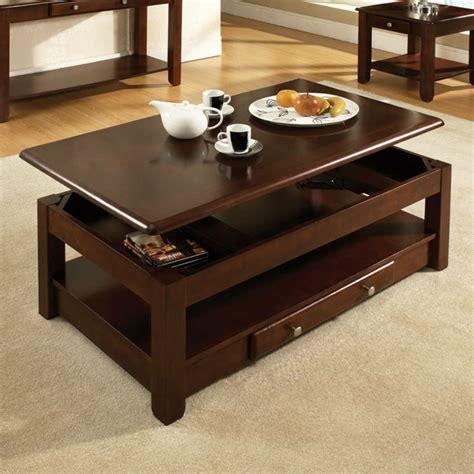 table basse relevable vu dans deco
