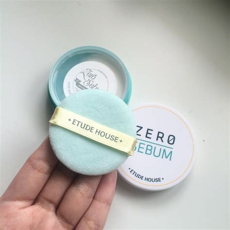 Harga Etude House Zero Sebum etude house zero sebum drying powder review ayu annisa