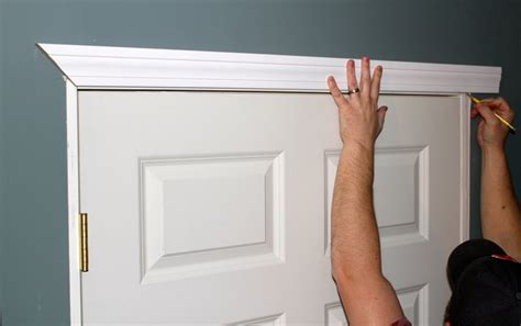 How To Replace Door Trim by Installing Wood Trim Pro Construction Guide