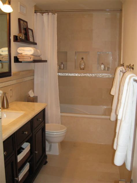 Small Condo Bathroom Ideas Outdated Condo Bath To Oasis Small 70s Condo Bathroom Is Now A Luxurious Yet