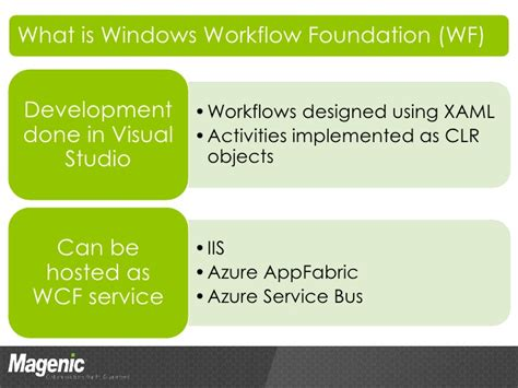 windows workflow service session 5 systems integration architectures biztalk vs