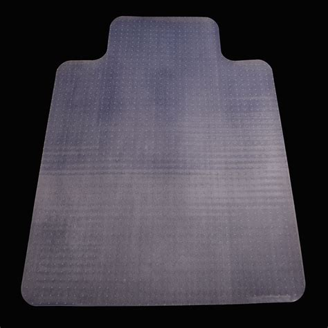 rolling chair mat for carpet 36 quot x 48 quot pvc protector clear chair mat home office