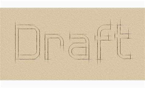 tutorial photoshop outline create an outline sketch text effect photoshop star