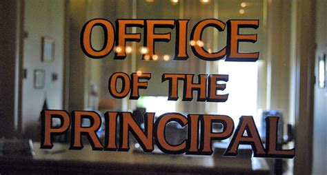 Report To The Principals Office Book Summary by Aala Archives La School Report