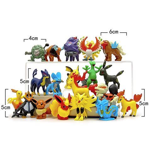 Figure One 9 Pcs Model 65 1pcs pikachu mini figures toys pikachu pikachu pvc figure model toys for